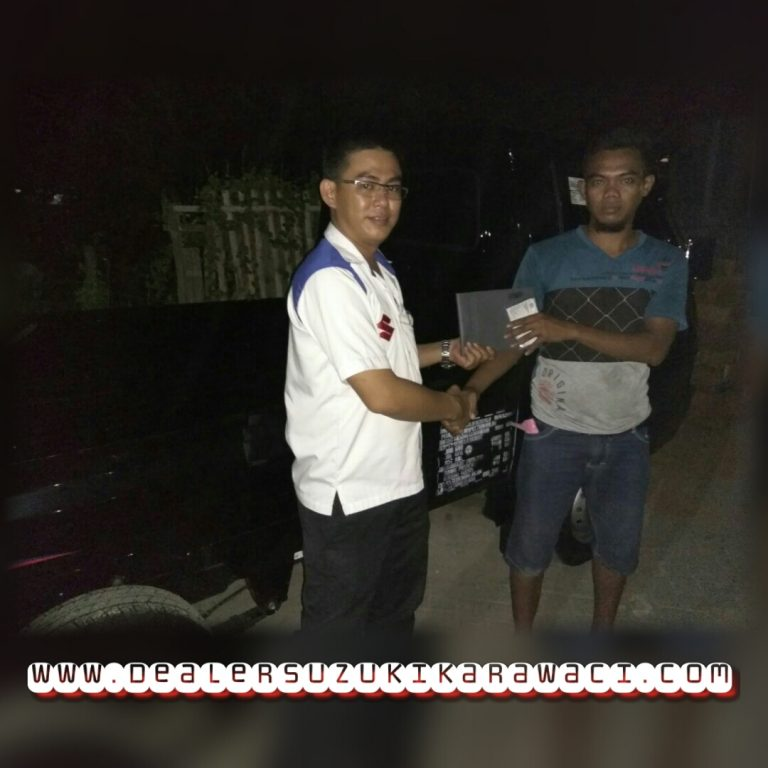Delivery Bpk Agus