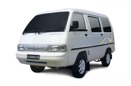 real van putih