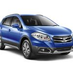 S-CROSS URBAN BLUE