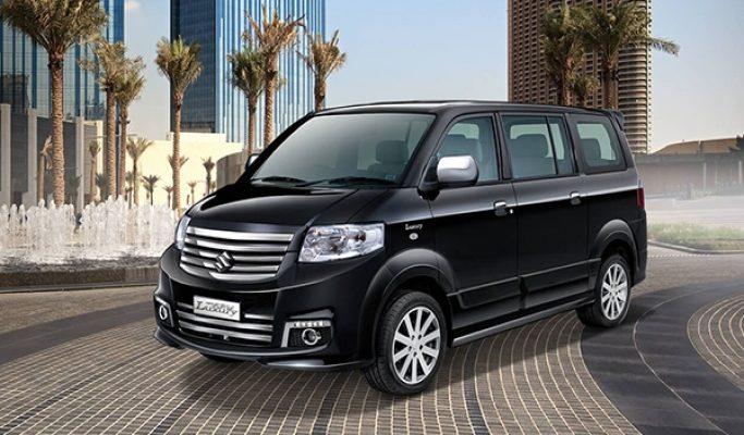 New Apv Luxury