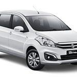 New Ertiga Diesel Hybrid White
