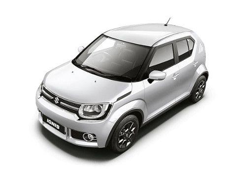 Suzuki-Ignis-Arctic-White-Pearl