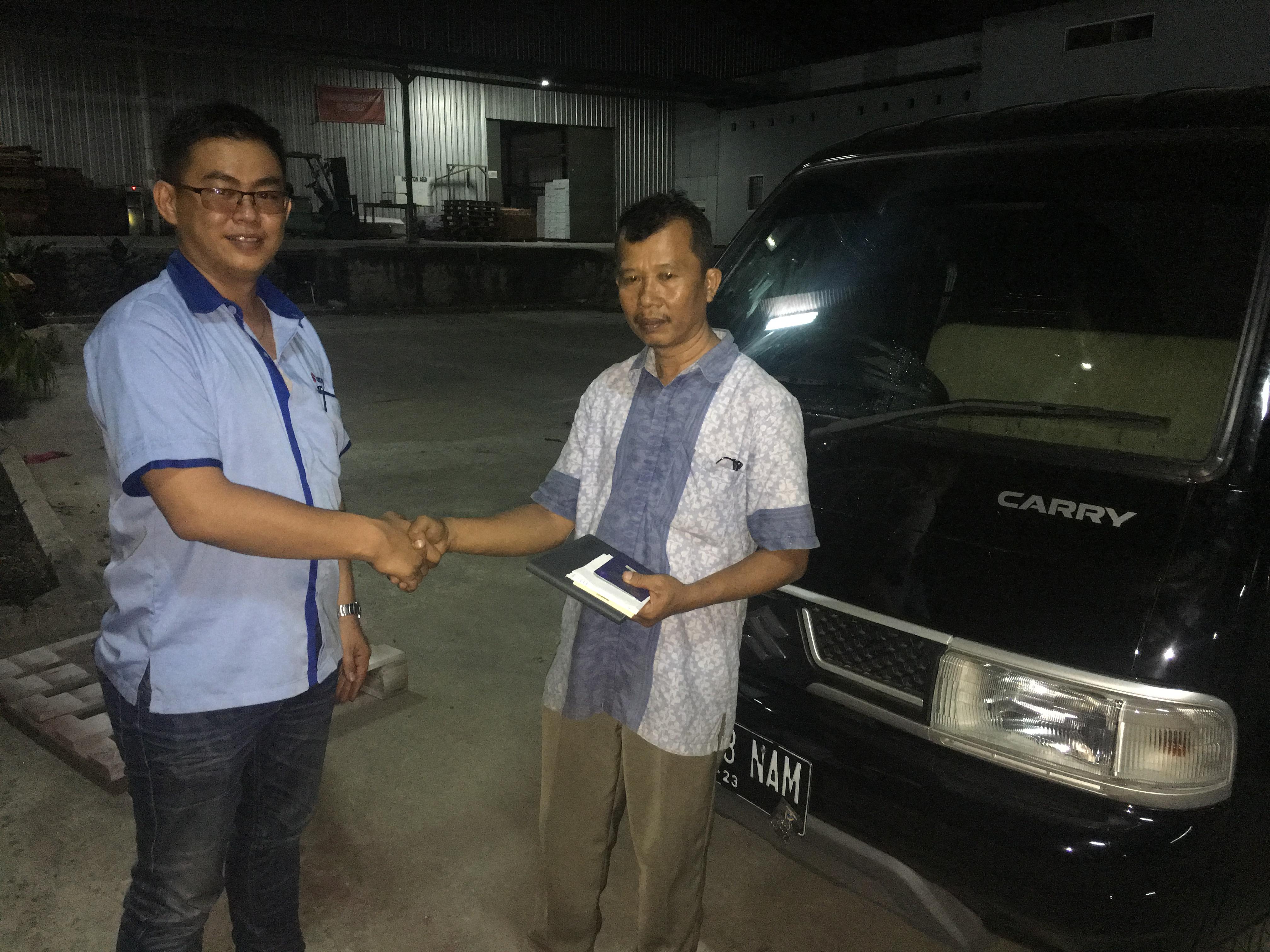 Delivery PT Gofada Berkat Utama