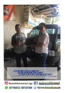 Delivery suzuki Bpk Delitar Siahaan QQ Wenrio