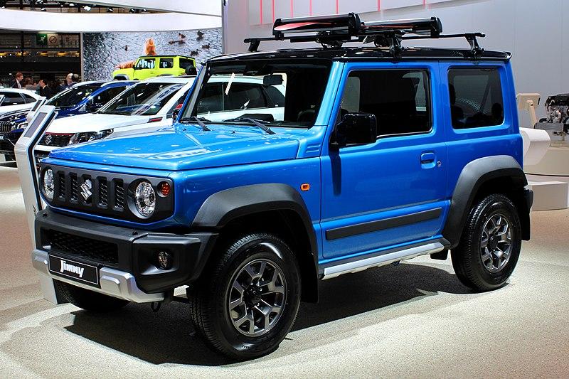 harga Suzuki Jimny