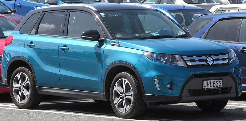 mobil terbaru Suzuki