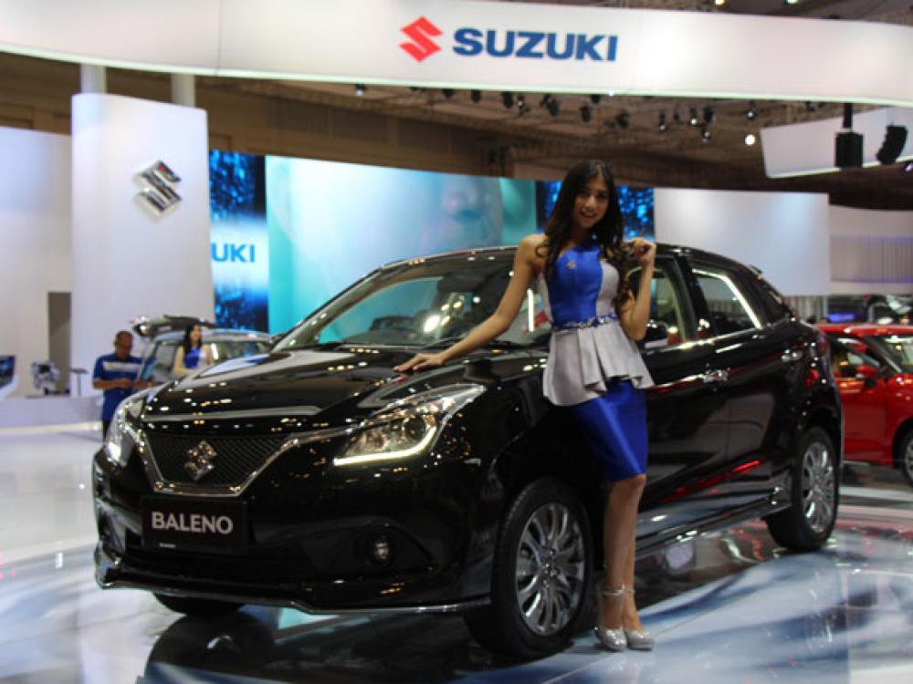 mobil Suzuki terlaris
