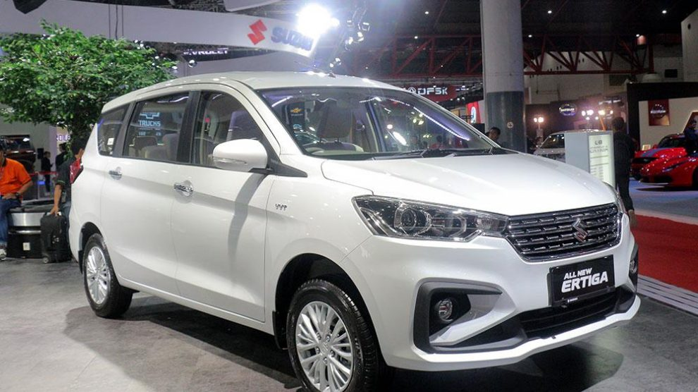 mobil Suzuki