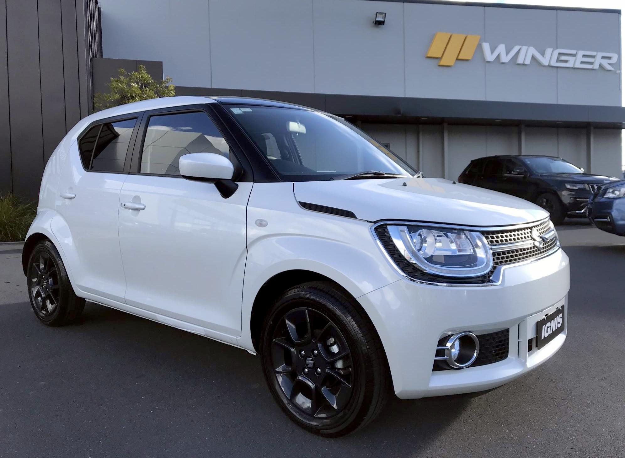 dealer Suzuki Karawaci