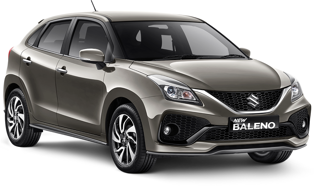 baleno METALLIC MAGMA GREY