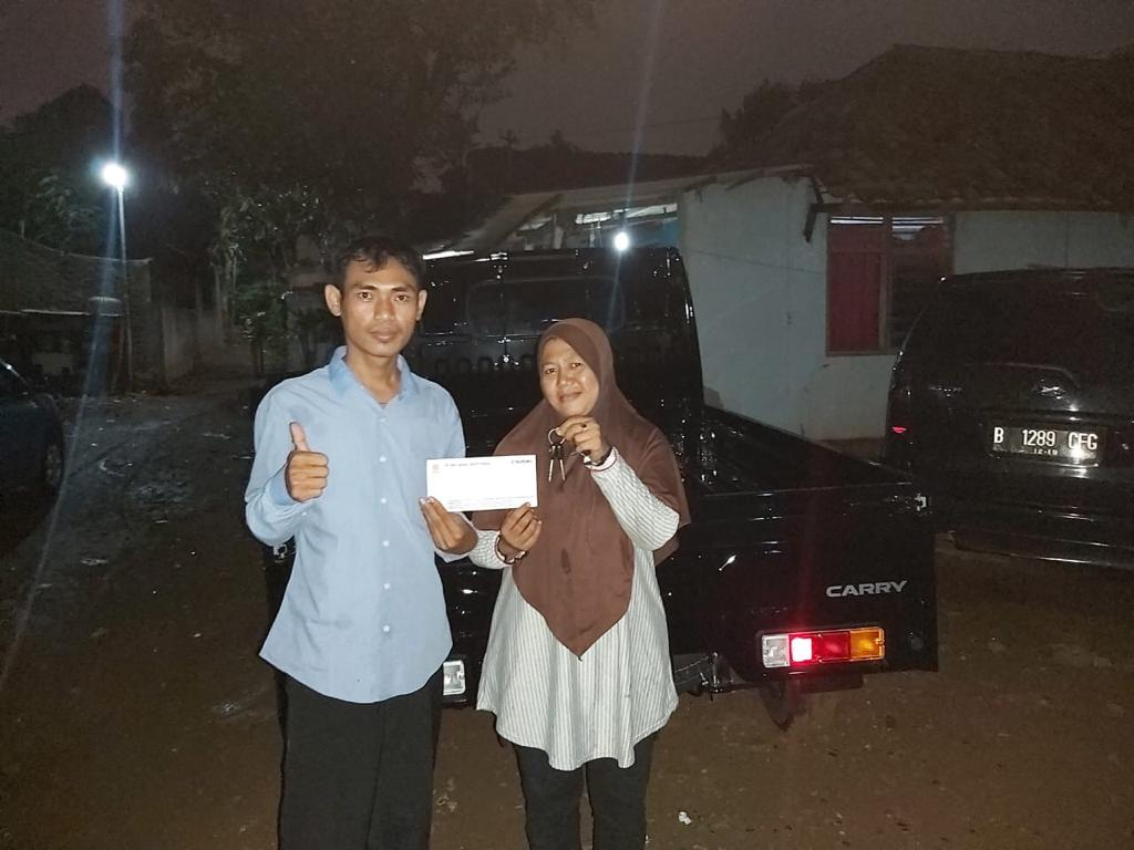 Delivery Proses Bpk Abdul Halim