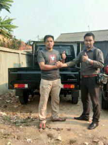 Delivery Proses Bpk Ayub Muslim