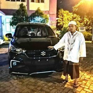 Delivery Proses Bpk Nurul Jalal