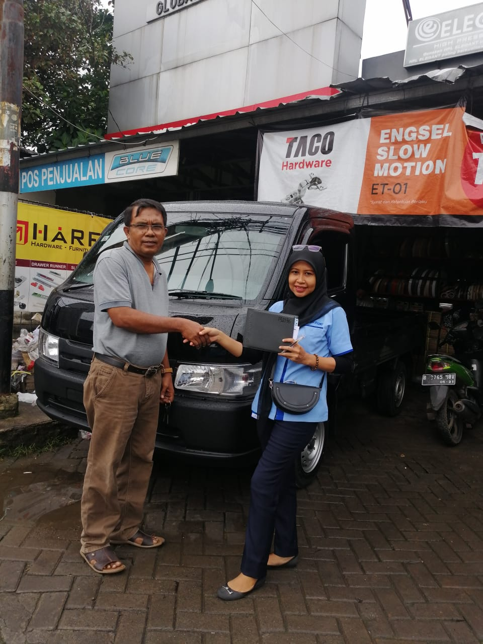 Delivery Proses Delitar Siahaan